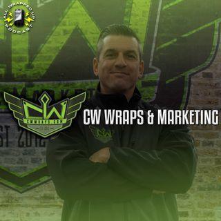 Sam Carlino from CW Wraps & Marketing