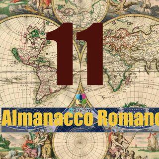 Almanacco romano - 11 giugno
