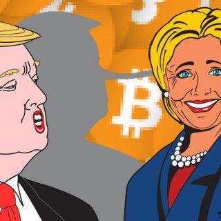 Trump vs. Hillary: The Race to Tank the Economy & Boost Bitcoin - YMB Podcast E143