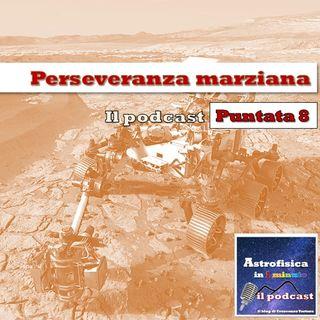 Perseveranza marziana - Puntata 8