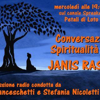 """Conversazioni di Spiritualità con Janis Rastelli - """"La Cabala e l'Albero della Vita"""" - 07/04/2021"""