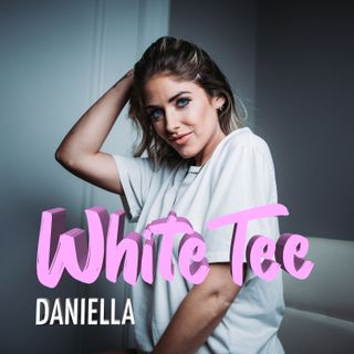 From California to Nashville it's the multi-talented Daniella Official singing and talking about her White Tee!