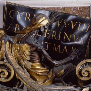 Monumento Papa Urbano VIII Bernini
