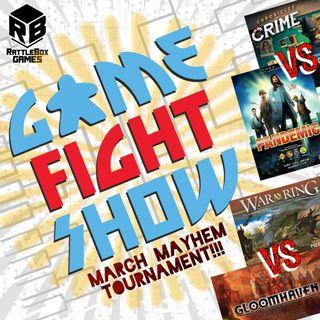 March Mayhem Tournament 2021- Day Eight