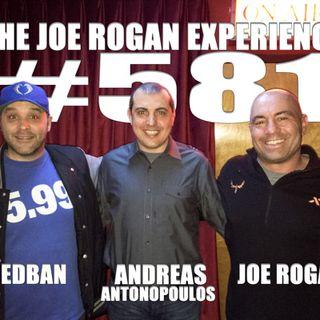 #581 - Andreas Antonopoulos