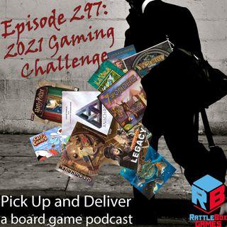 2021 Gaming Challenge