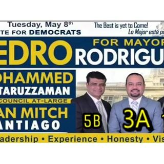 Talking About The Future of Paterson~Episode 5-Candidate Mohammed Akhtaruzzaman