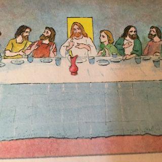 Episode 33 - Washington's Ark Washtub Journey - The Last Supper