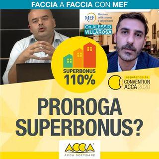 Superbonus 110 [S.2 EP.extra]  Proroga, legge di Bilancio e recovery fund. Intervista a Villarosa e anticipazioni