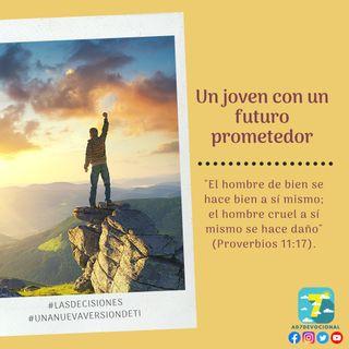 17 de octubre - Un joven con un futuro prometedor - Una Nueva Versión de Ti 2.0 - Devocional de Jóvenes
