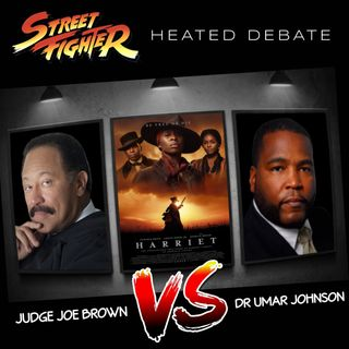 EXCLUSIVE : JUDGE JOE BROWN vs DR UMAR JOHNSON (HEATED DEBATE | SNIPPET)