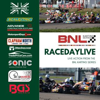 BNL Race Day Live - Round 1 (Day 1 Part 2) - Karting Genk