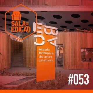 #053 | Sala Visita EBAC - Especialização em Edição de Filmes