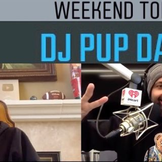 04-03-21 YBN Nahmir With Dj Pup Dawg Party With Pup Podcast