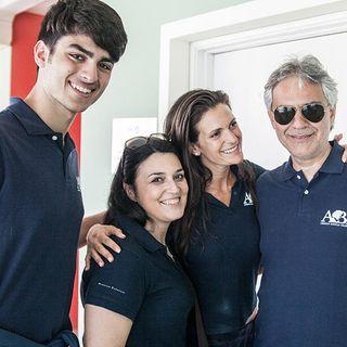 """Covid 19 - Dir. Laura Biancalani di Andrea Bocelli Foundation: """"Non ci fermiamo a Camerino, aiuteremo gli ospedali limitrofi"""""""