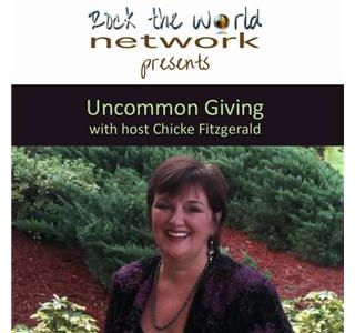 Julia Campbell- Healing with the Best of Human Nature on Uncommon Giving