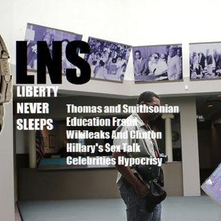 Liberty Never Sleeps 10/11/16 Show