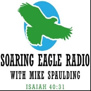 Soaring Eagle Radio with Mike Spaulding and The Athiest Who Didn't Exist Author Andy Bannister