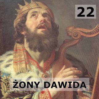22 - Żony Dawida