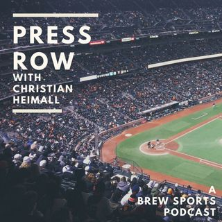 Press Row with Christian Heimall