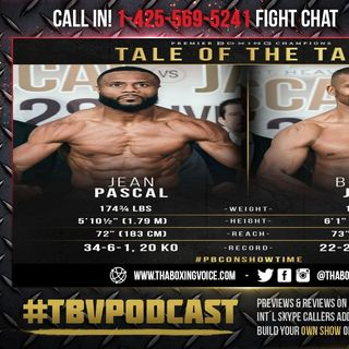 ☎️Jean Pascal vs Badou Jack Live Fight Chat 💭 ATL Championship Boxing💯