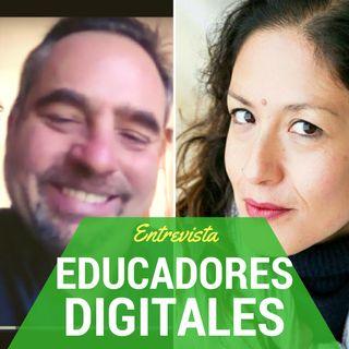 David Grinberg: Educadores digitales, crear vs. consumir contenidos