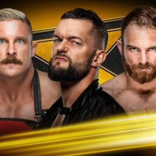 NXT Review: Johnny Gargano vs. Roderick Strong, Keith Lee Responds to Karrion Kross, Imperium Returns