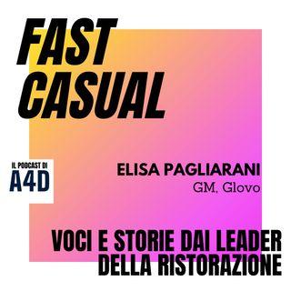 Elisa Pagliarani - GM Glovo