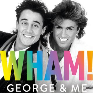 Andrew Ridgeley-WHAM and Me - Laura Anderson