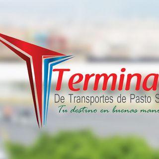 Fabio Zarama Gerente Terminal Pasto
