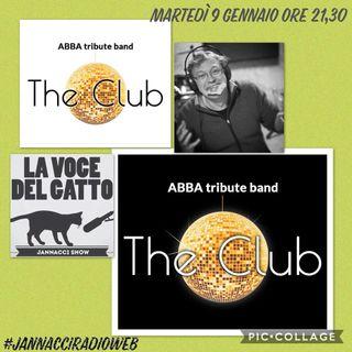 The Club Abba Tribute Band con Massimo Numa