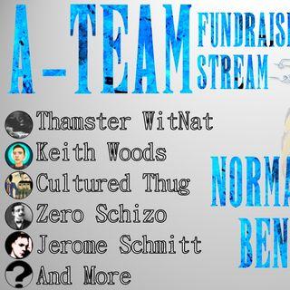 A-Team Fundraising Stream