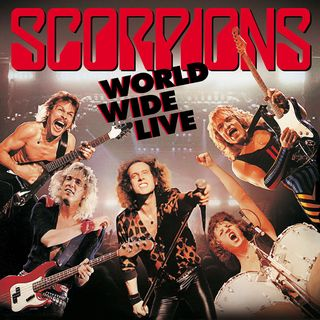 Scorpions World Wide Live - Scorpions shareing the story behind The Album