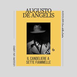 Il Candeliere a Sette fiammelle - capitolo 6