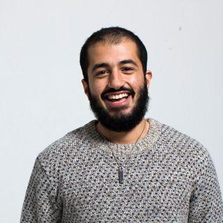 Milad Mohammadis föreläsning på Open Up 2016 –Om allas lika värde och mångfald