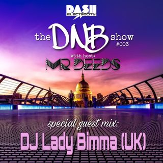 the DNB show S01E03 (guest mix DJ Lady Bimma)