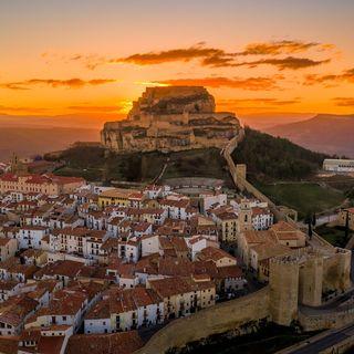 Con alegría viajamos hasta Morella - 7 Días X Delante 12042021