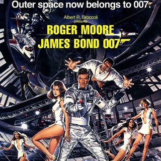 James Bond: Licence to Podcast - Moonraker