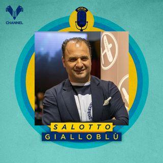 Salotto Gialloblù | Sergio Toma (Havana & Co) | 30 marzo 2021