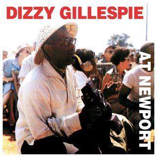 Gli Zii di Ramses: Dizzy Gillespie, Live at Newport 1958 -  Domenica 22 Settembre 2019