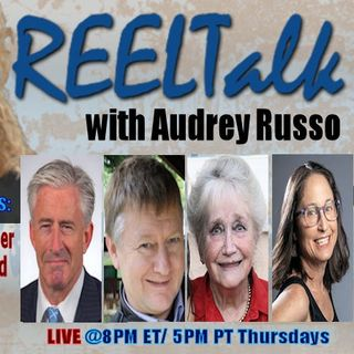 REELTalk: Attorney for GAO Christopher Horner, Dr. Peter Hammond in South Africa, Child Holocaust survivor Trudie Strobel and Jody Savin
