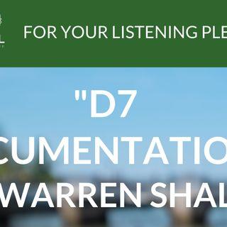 'D7 Documentation' by Warren Shalm