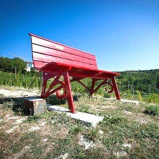 Big Bench a Usseaux - Intervista al sindaco Andrea Ferretti