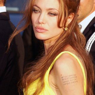 Angelina Jolie Soul Power