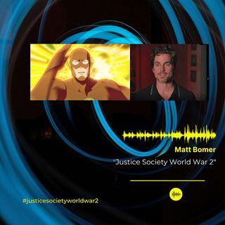 Byte Matt Bomer Justice Society World War 2