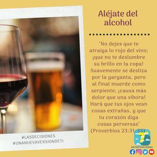 24 de octubre - Aléjate del alcohol - Una Nueva Versión de Ti 2.0 - Devocional de Jóvenes