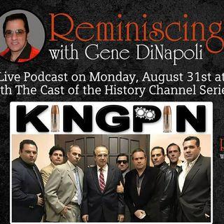Kingpin cast talk's with Gene DiNapoli