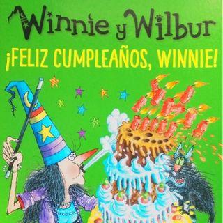 ¡Feliz cumpleaños Winnie! Cuento para niños y niñas