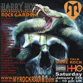 Harry Ho's intern. Rock Garden 05.01.2019