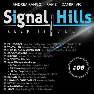 Signal Hills #6 Domenica 28/10 /2018